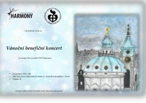 Benefiční koncert 14.12.